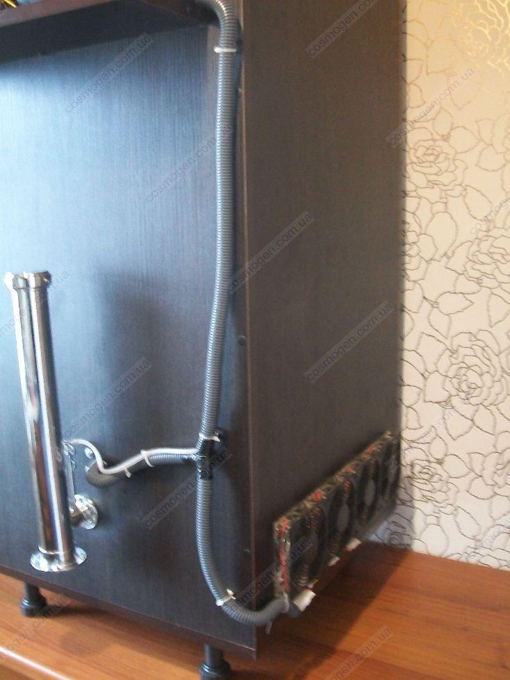 Коптильный шкаф для холодного копчения