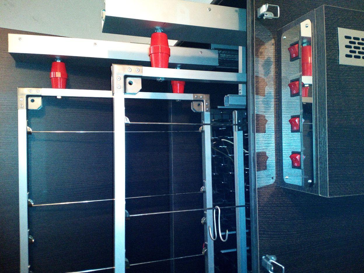 Коптильня промышленная горячего копчения купить самогонный аппарат во владивостоке купить на острякова 13